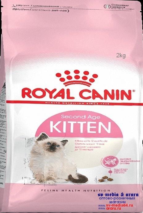 Корм сухой Royal Canin British shorthair для британских